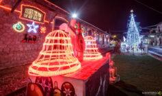Τραπέζι στο Κάρδαμο την ημέρα των Χριστουγέννων!