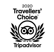 Kardamo restaurant TripAdvisor 2015 - 2018 excellence certificate